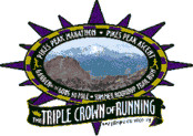 The Triple Crown Running Series: 10 mile run, 12K trail run and Pike Peak Marathon